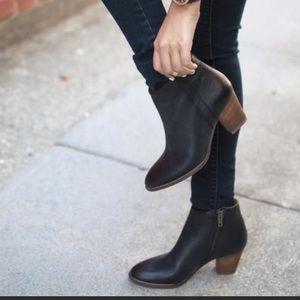 Madewell Billie Boot Black 5.5